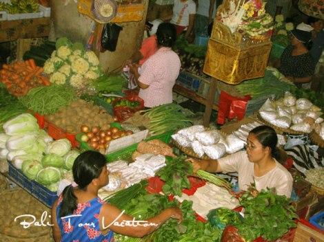 bali, badung, traditional market